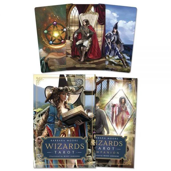 Wizards Tarot 2