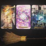 Wizards Tarot 4
