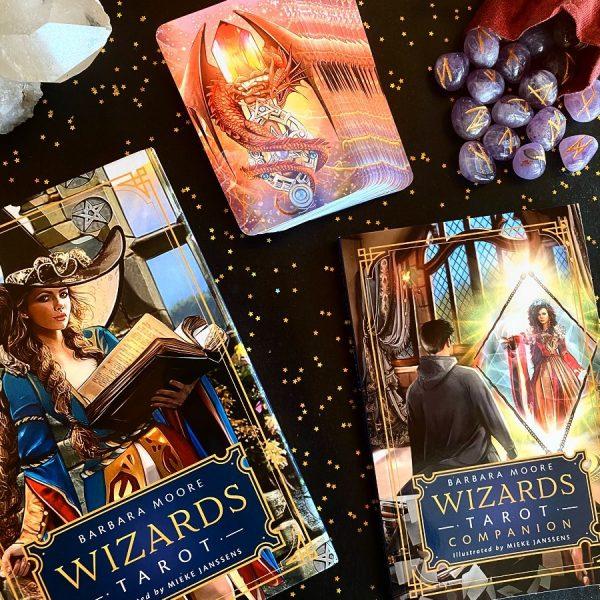 Wizards Tarot 8