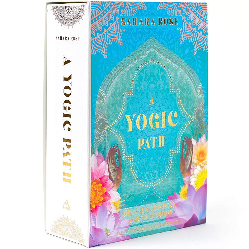 Yogic Path Oracle 25