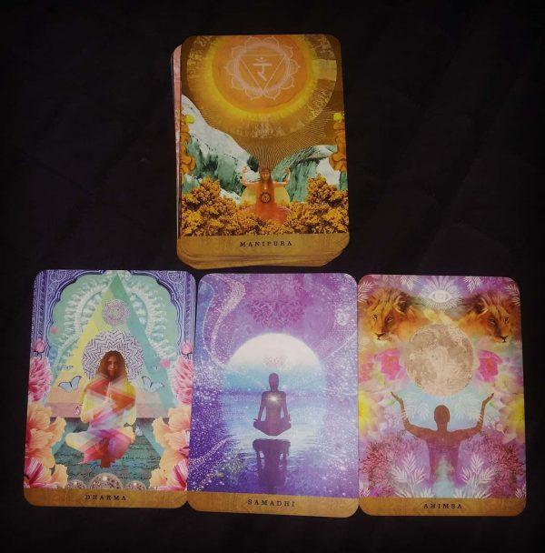 Yogic Path Oracle 12