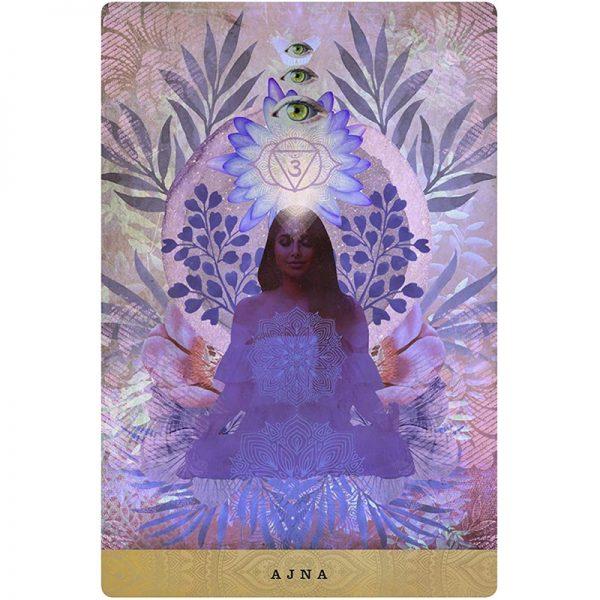 Yogic Path Oracle 6