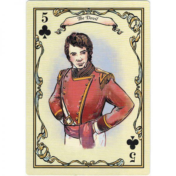 A Jane Austen Tarot Deck 6