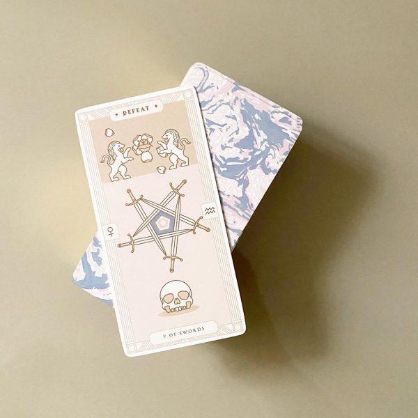 Arcana Iris Sacra Tarot 11
