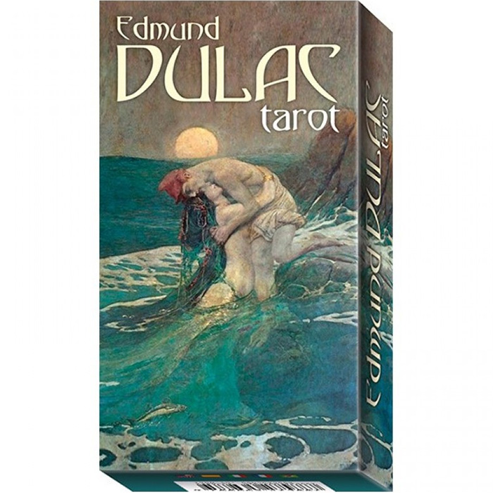 Edmund Dulac Tarot 17