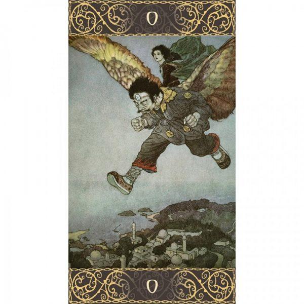 Edmund Dulac Tarot 2