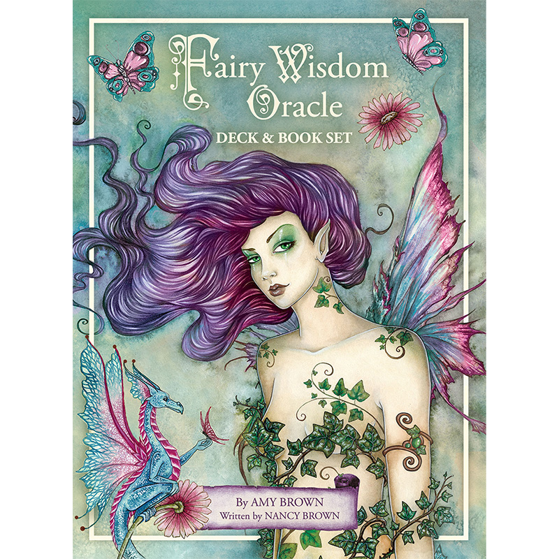 Fairy Wisdom Oracle 19