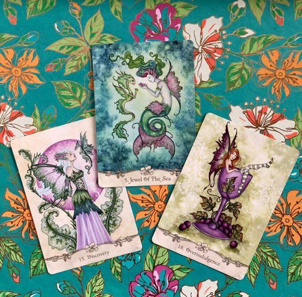 Fairy Wisdom Oracle 12
