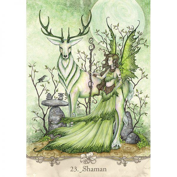 Fairy Wisdom Oracle 4