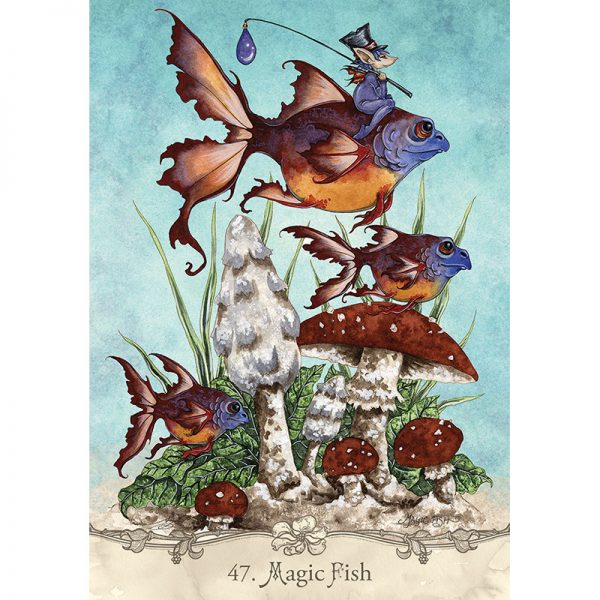 Fairy Wisdom Oracle 7