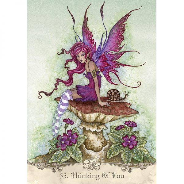 Fairy Wisdom Oracle 9