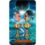 Gilded Tarot Royale 10