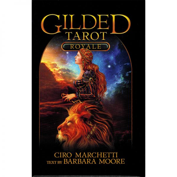 Gilded Tarot Royale 2 (booklet)