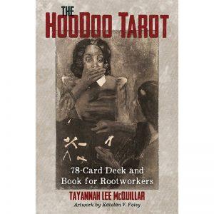Hoodoo Tarot 16
