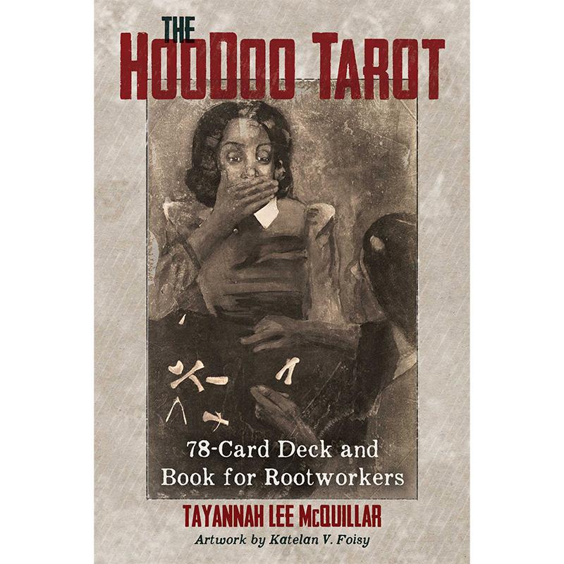 Hoodoo Tarot 13