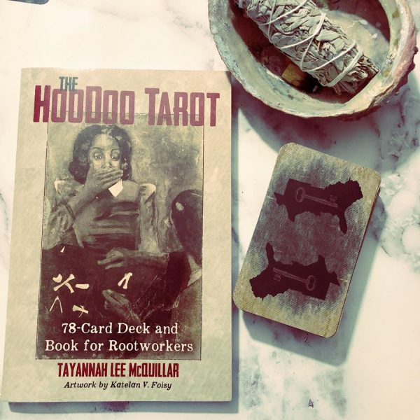 Hoodoo Tarot 15