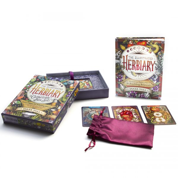 Illustrated Herbiary Collectible Box Set 2
