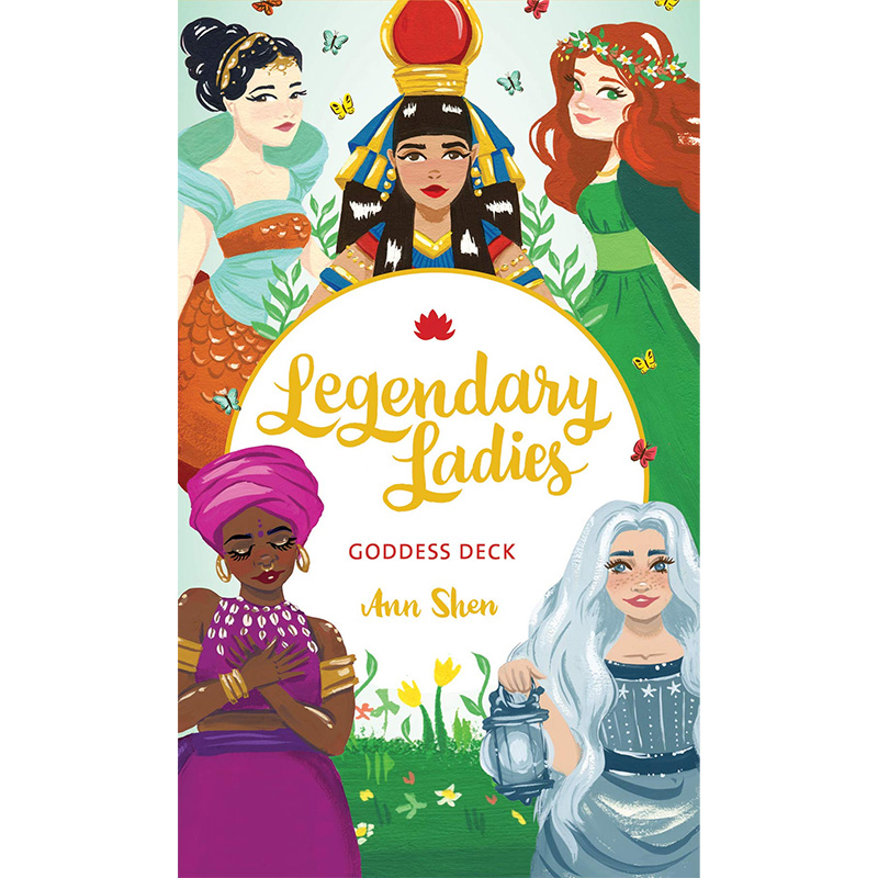Legendary Ladies Goddess Deck 25