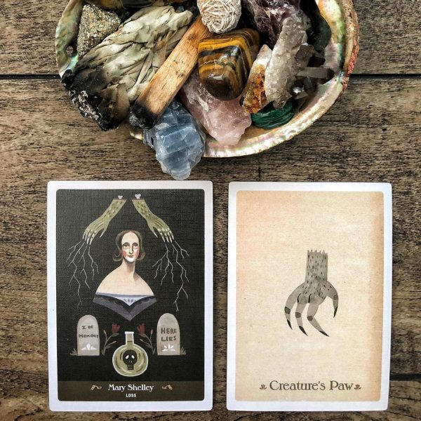 Literary Witches Oracle 7