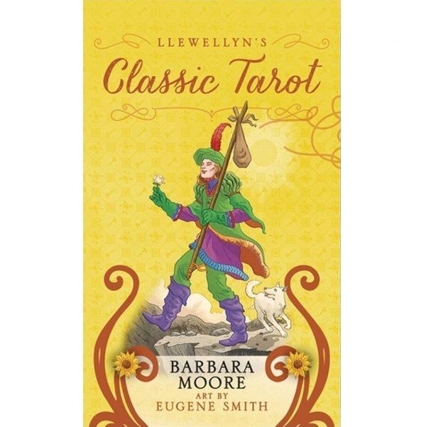 Llewellyn's Classic Tarot 9780738765631