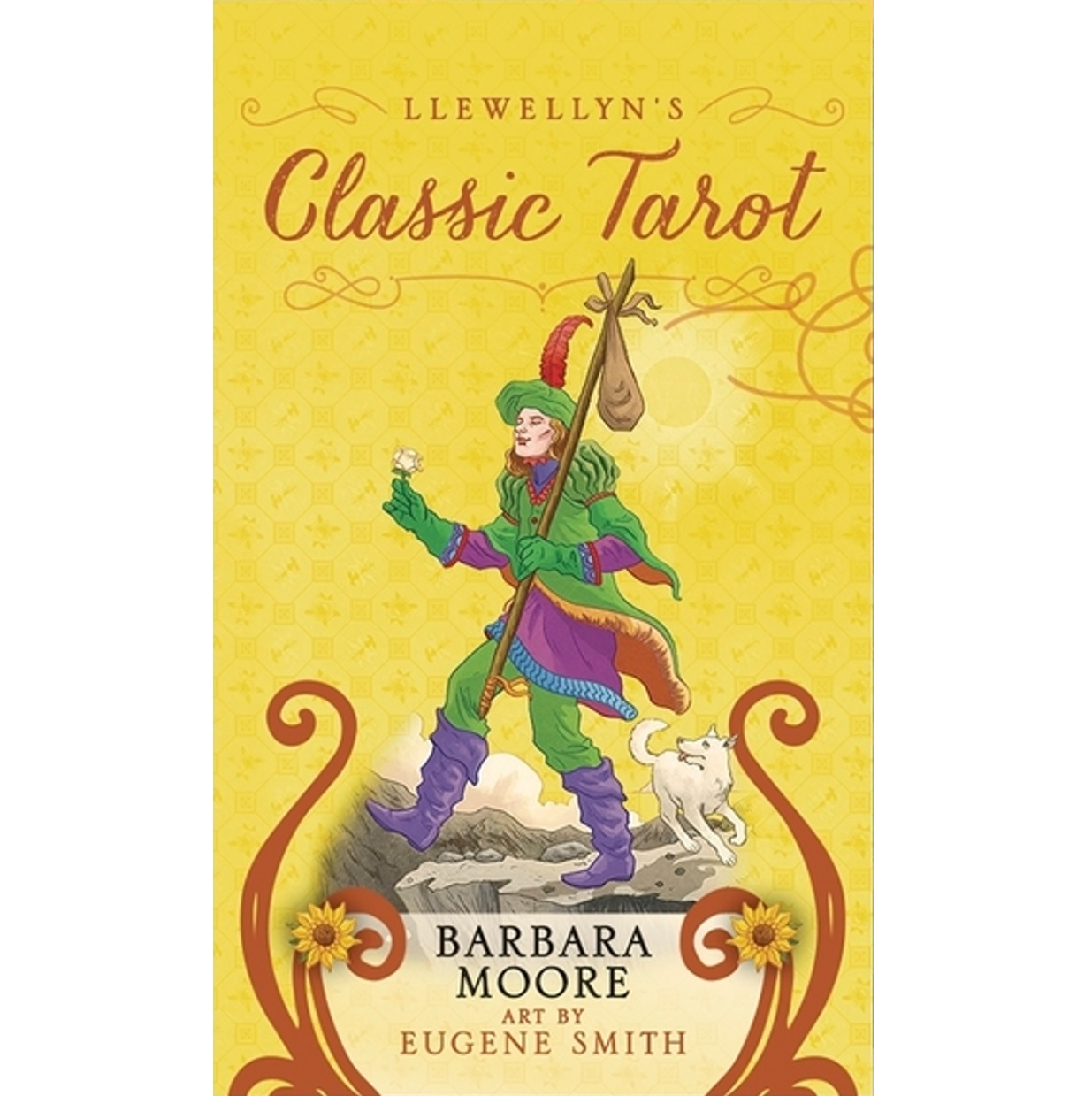 Llewellyn's Classic Tarot - Mini Edition 17