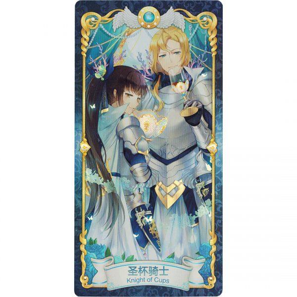 Manhua Tarot 7