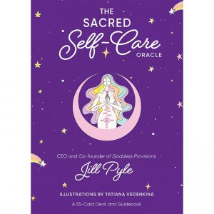 Sacred Self-Care Oracle 8