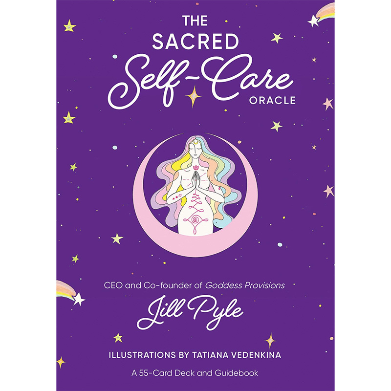 Sacred Self-Care Oracle 21