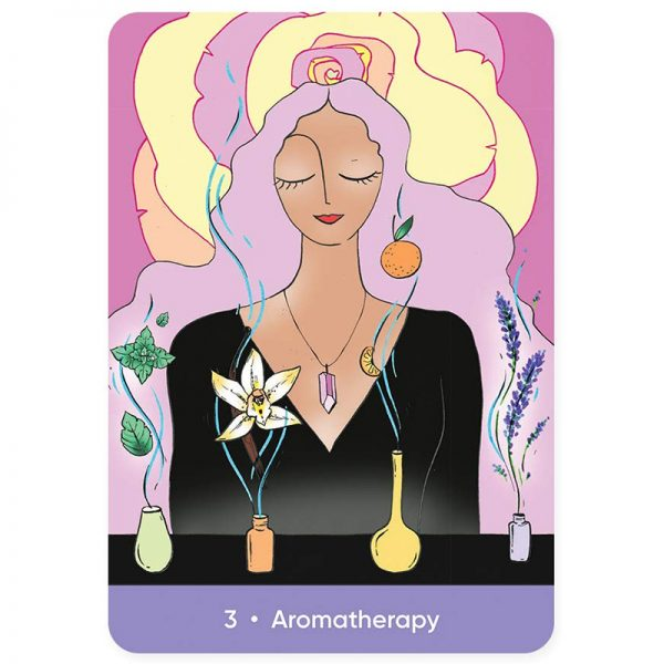 Sacred Self-Care Oracle 6