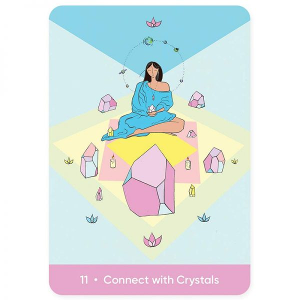 Sacred Self-Care Oracle 9