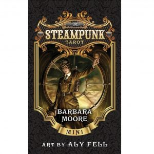 Steampunk Tarot - Mini Edition 4