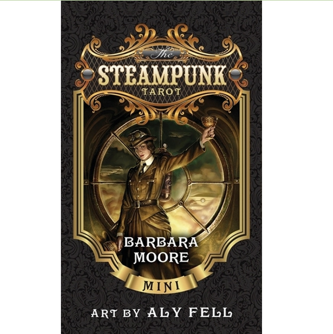 Steampunk Tarot - Mini Edition 12
