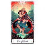 Tarot of The Divine 14