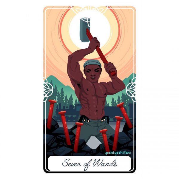 Tarot of The Divine 17
