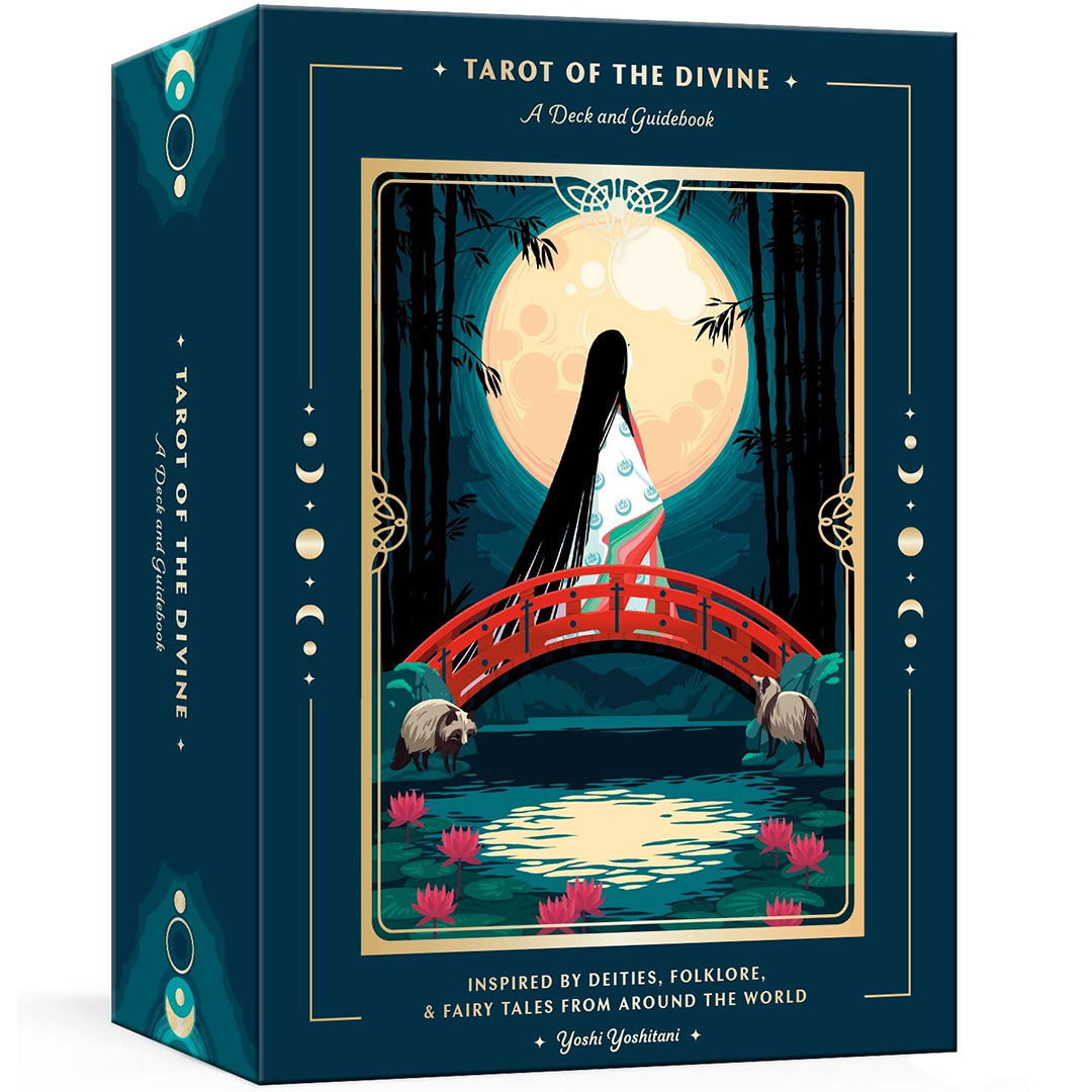 Tarot of the Divine (Pre-order) 25