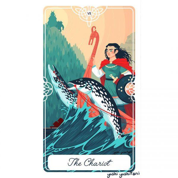 Tarot of The Divine 3