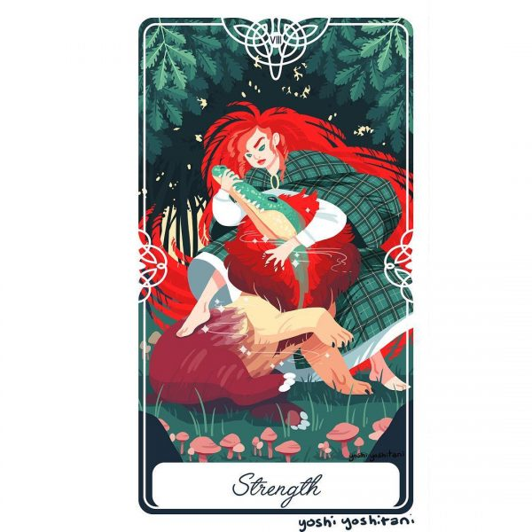 Tarot of The Divine 4