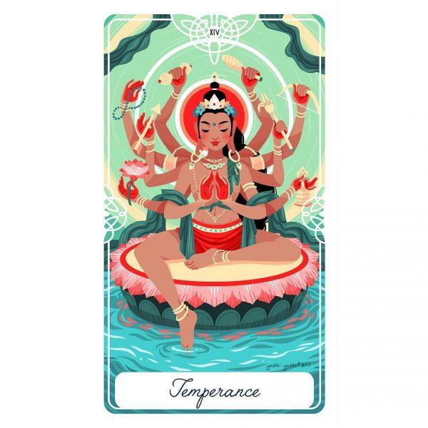 Tarot of The Divine 7