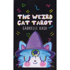 Weird Cat Tarot 22