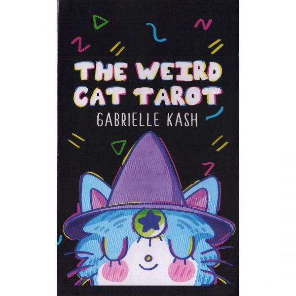 Weird Cat Tarot 1