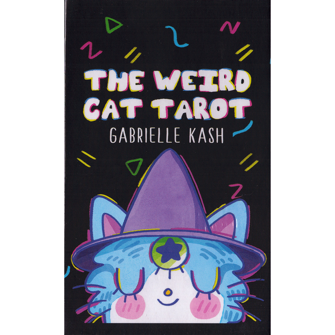Weird Cat Tarot 21
