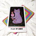 Weird Cat Tarot 10