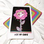 Weird Cat Tarot 11