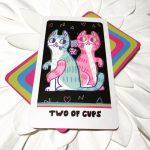 Weird Cat Tarot 13