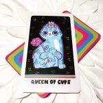 Weird Cat Tarot 2