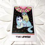 Weird Cat Tarot 5