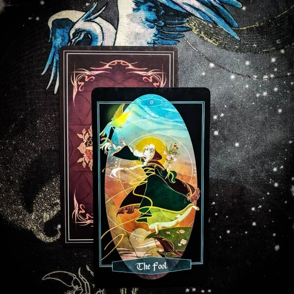 Children of Litha Tarot 2