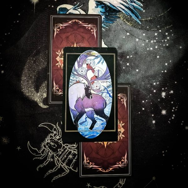 Children of Litha Tarot 9