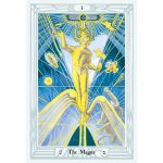 Crowley Tarot Deck and Book Gift set 3