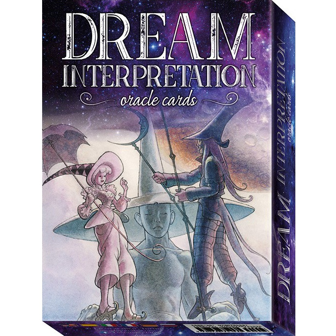 Dream Interpretation Oracle 15